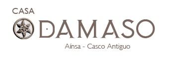 Logo Casa Damaso