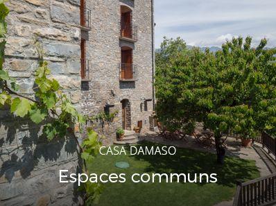 Appartements de tourisme rural à Aínsa